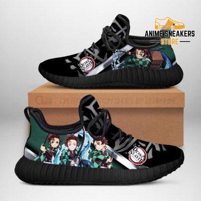 Demon Slayer Tanjiro Reze Shoes Anime Fan Tt04 Men / Us6