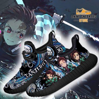 Demon Slayer Tanjiro Kamado Reze Shoes Custom Anime Sneakers