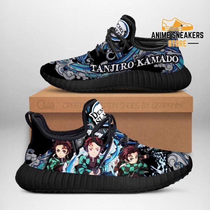 Demon Slayer Tanjiro Kamado Reze Shoes Custom Anime Sneakers Men / Us6