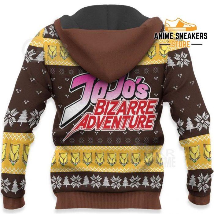 Dio Brando Ugly Christmas Sweater Jojos Bizarre Adventure Xmas Va11 All Over Printed Shirts