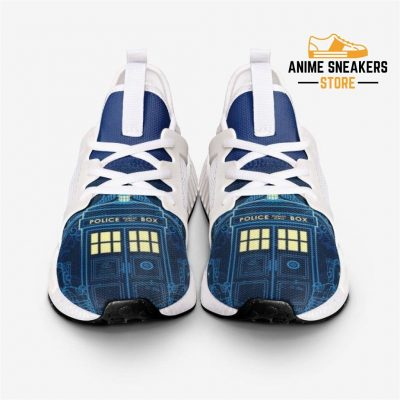 Doctor Who Tardis Custom Nomad Shoes Mens