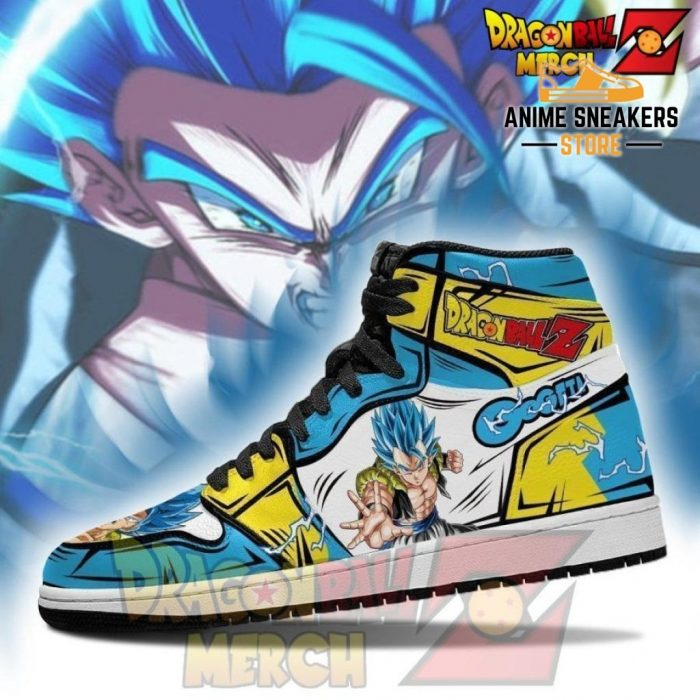 Gogeta Jordan Sneakers No.3 Jd