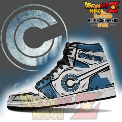 Capsule Corp Shoes Boots Custom Nn03 Jd Sneakers