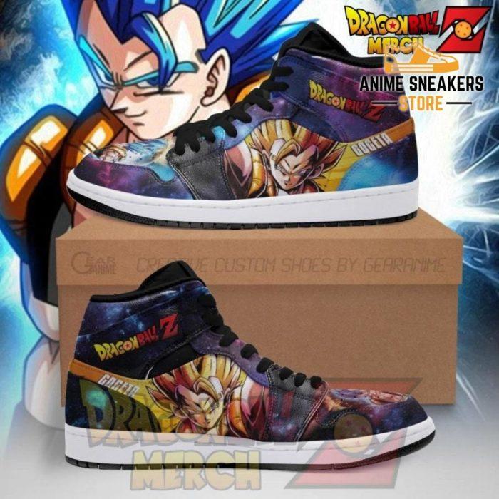 Gogeta Jordan Sneakers Galaxy Style No.2 Men / Us6.5 Jd