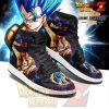 Gogeta Jordan Sneakers Galaxy Style No.2 Jd