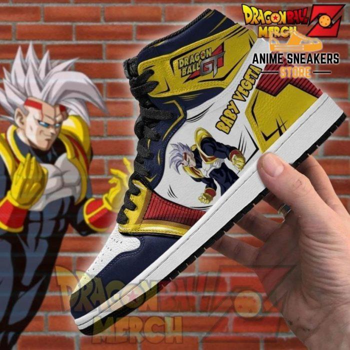 Dragon Ball Gt Final Baby Vegeta Jordan Sneakers Jd