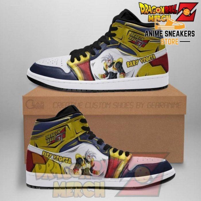 Dragon Ball Gt Final Baby Vegeta Jordan Sneakers Men / Us6.5 Jd