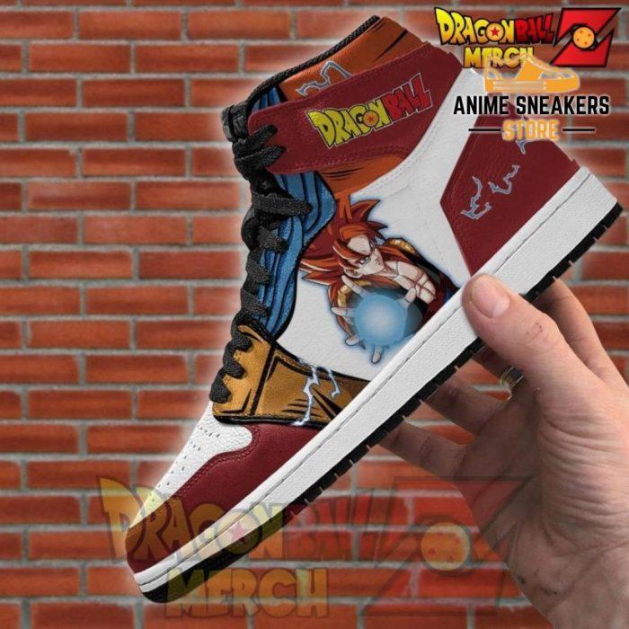 Gogeta Super Saiyan 4 Jordan Sneakers Dragon Ball Gt Shoes Jd
