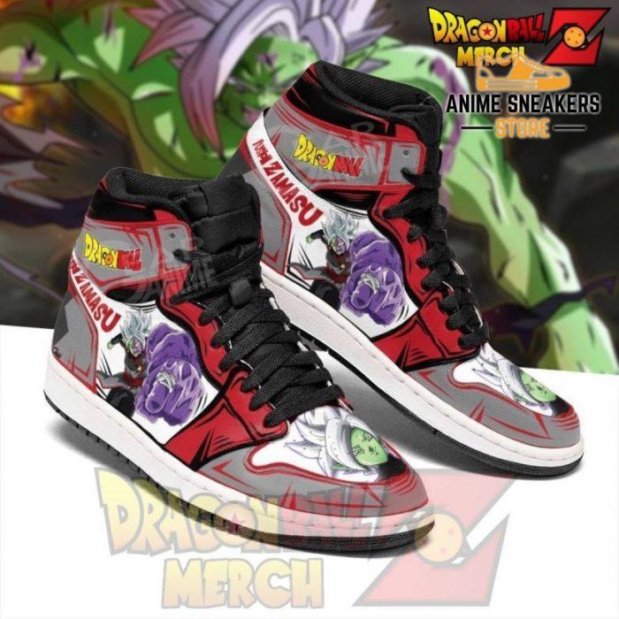 Fusion Zamasu Jordan Sneakers Style No.1 Jd