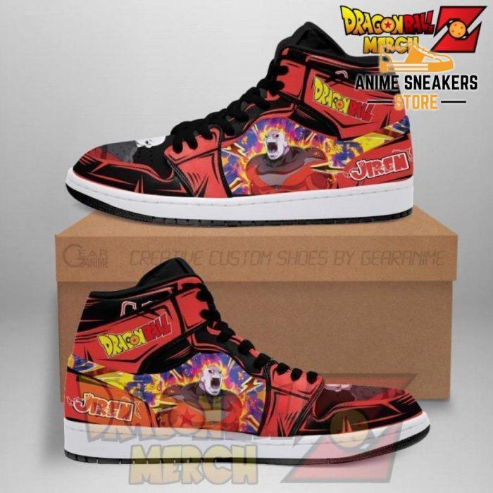Jiren Power Jordan Sneakers Dragon Ball Super Shoes No.2 Men / Us6.5 Jd