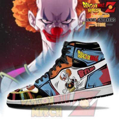 Dragon Ball Super Jordan Sneakers New Style No.8 Jd