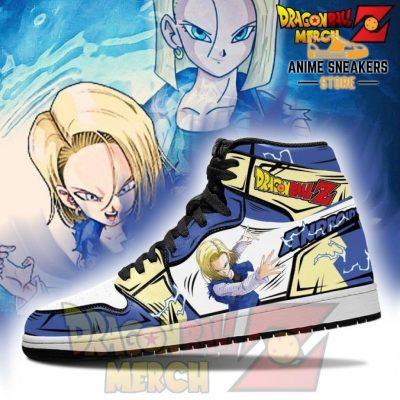 Android 18 Jordan Sneakers Custom M04 Jd
