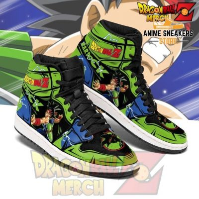 Bardock Dragon Ball Z Jordan Sneakers Ba02 Jd