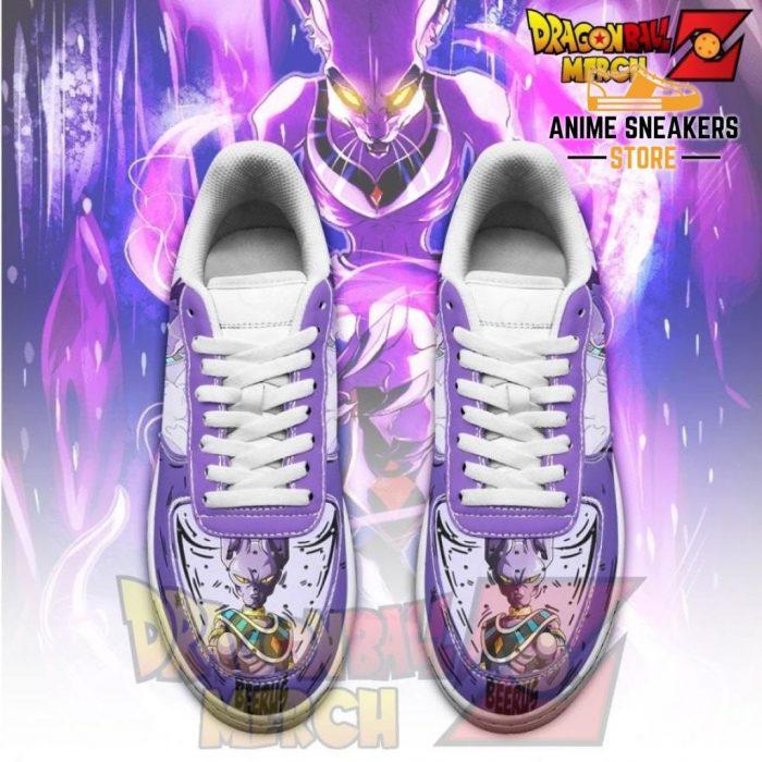 Beerus Air Force Custom Sneakers No.1 Shoes