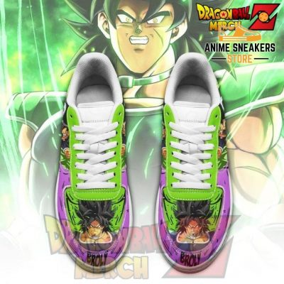 Broly Air Force Custom Sneakers No.5 Shoes