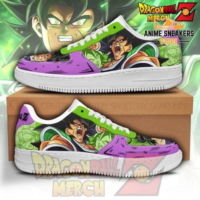 Broly Air Force Custom Sneakers No.5 Men / Us6.5 Shoes