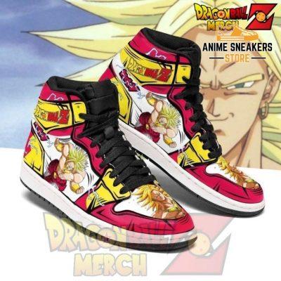 Broly Dragon Ball Z Jordan Sneakers New Style No.2 Jd