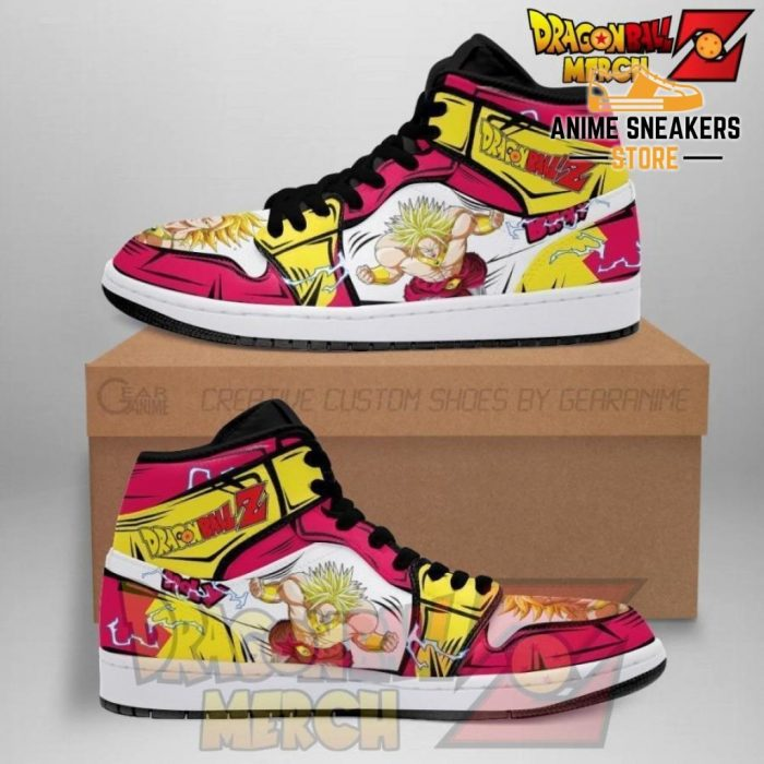 Broly Dragon Ball Z Jordan Sneakers New Style No.2 Men / Us6.5 Jd