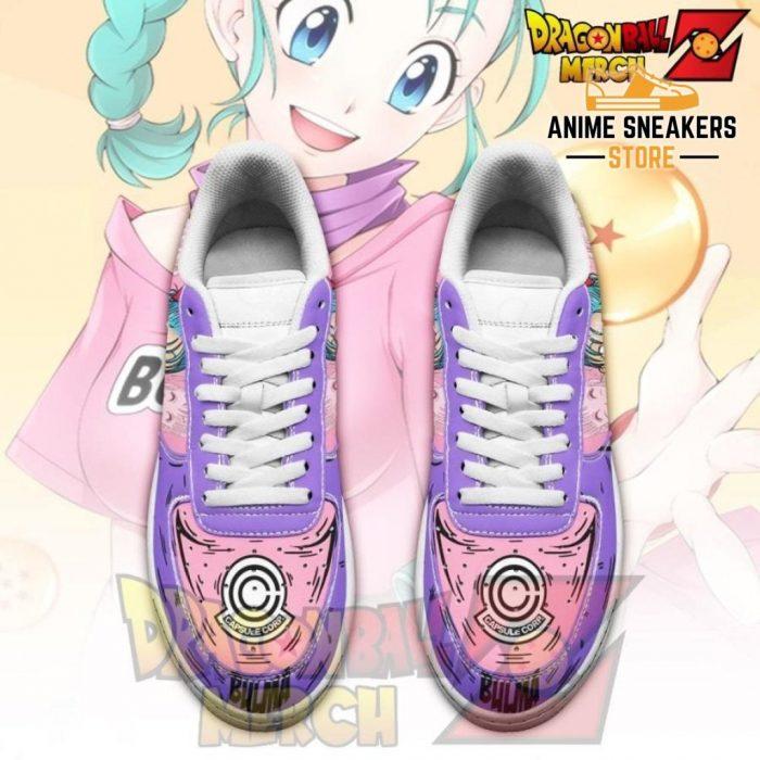 Bulma Air Force Custom Sneakers No.2 Shoes