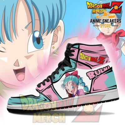 Bulma Dragon Ball Z Jordan Sneakers Custom St04 Jd