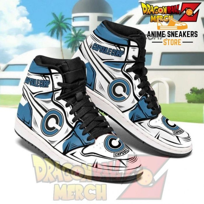 Dragon Ball Z Capsule Corp Shoes Boots Nn02 Jd Sneakers