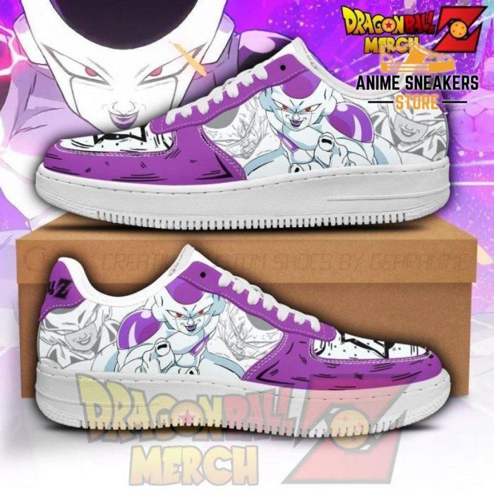 Frieza Air Force Custom Sneakers No.1 Men / Us6.5 Shoes