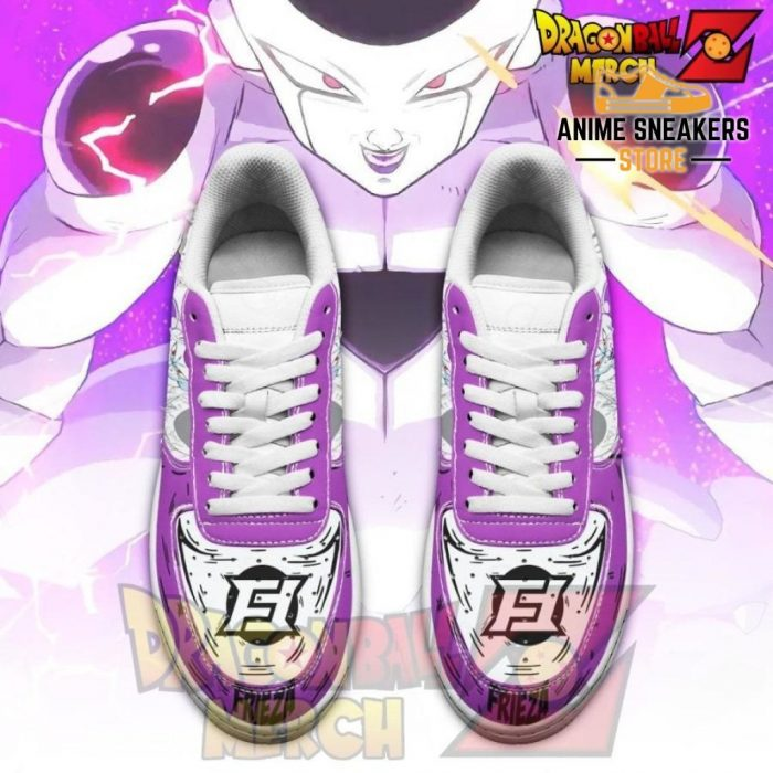 Frieza Air Force Custom Sneakers No.1 Shoes