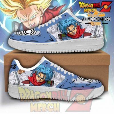 Future Trunks Air Force Custom Sneakers No.1 Men / Us6.5 Shoes
