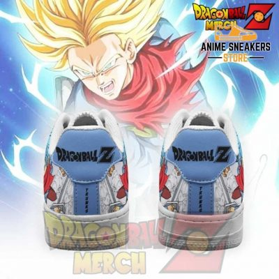 Future Trunks Air Force Custom Sneakers No.1 Shoes