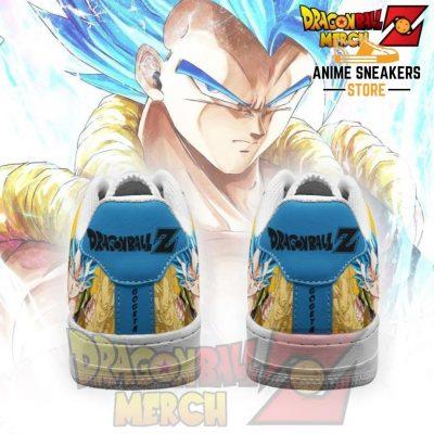 Gogeta Air Force Custom Sneakers No.1 Shoes