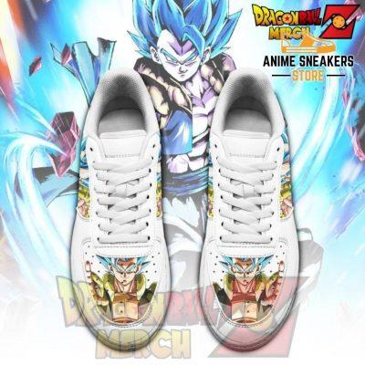 Gogeta Air Force Custom Sneakers No.2 Shoes