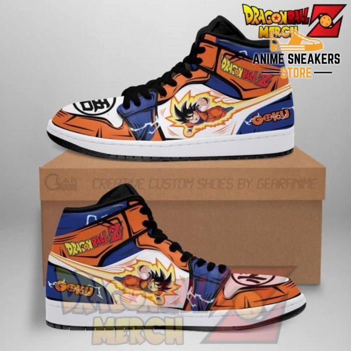 Goku Sneakers Costume New Style 2021 Jd