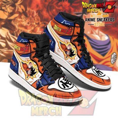 Goku Sneakers Costume New Style 2021 Men / Us6.5 Jd