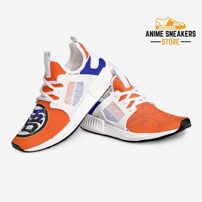 Dragon Ball Z Goku Training Go Symbol Custom Nomad Shoes Mens