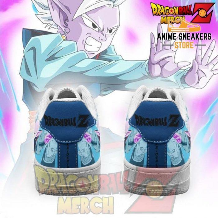 Kaioshin Air Force Sneakers Custom Shoes No.1