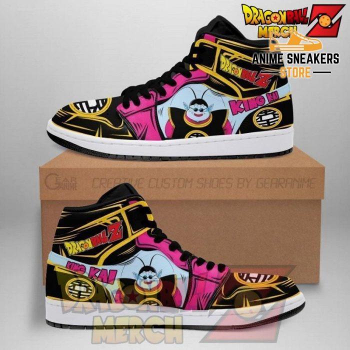 Dragon Ball Z King Kai Jordan Sneakers Men / Us6.5 Jd