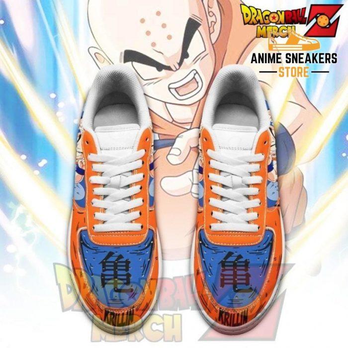 Krillin Air Force Sneakers Custom Shoes No.1