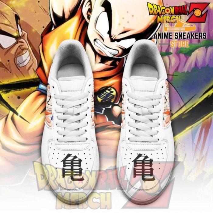Krillin Air Force Sneakers Custom Shoes No.2