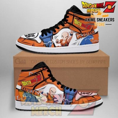 Dragon Ball Z Krillin Jordan Sneakers No 3 Men / Us6.5 Jd