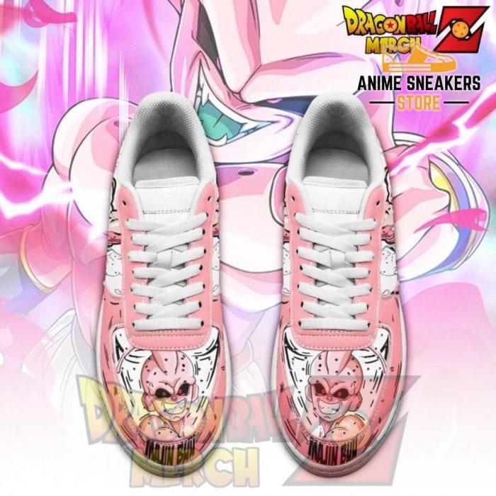 Majin Buu Air Force Sneakers Custom Shoes No.1