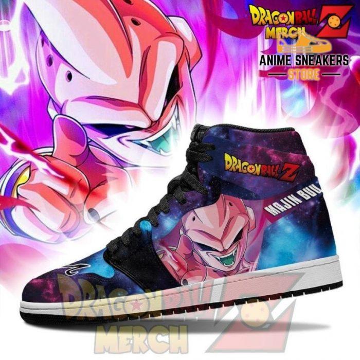 Majin Buu Jordan Sneakers Galaxy No.1 Jd