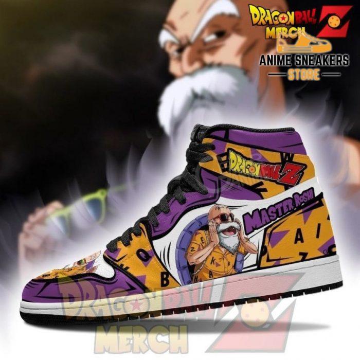 Master Roshi Jordan Sneakers Custom Shoes No.1 Jd