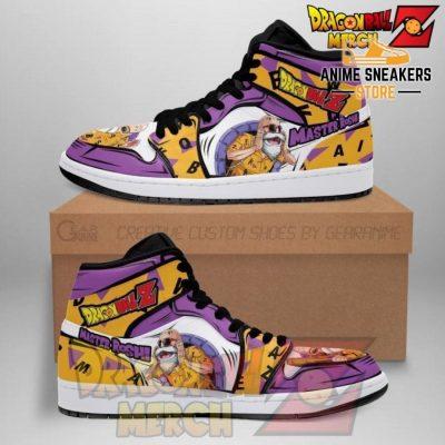 Master Roshi Jordan Sneakers Custom Shoes No.1 Men / Us6.5 Jd