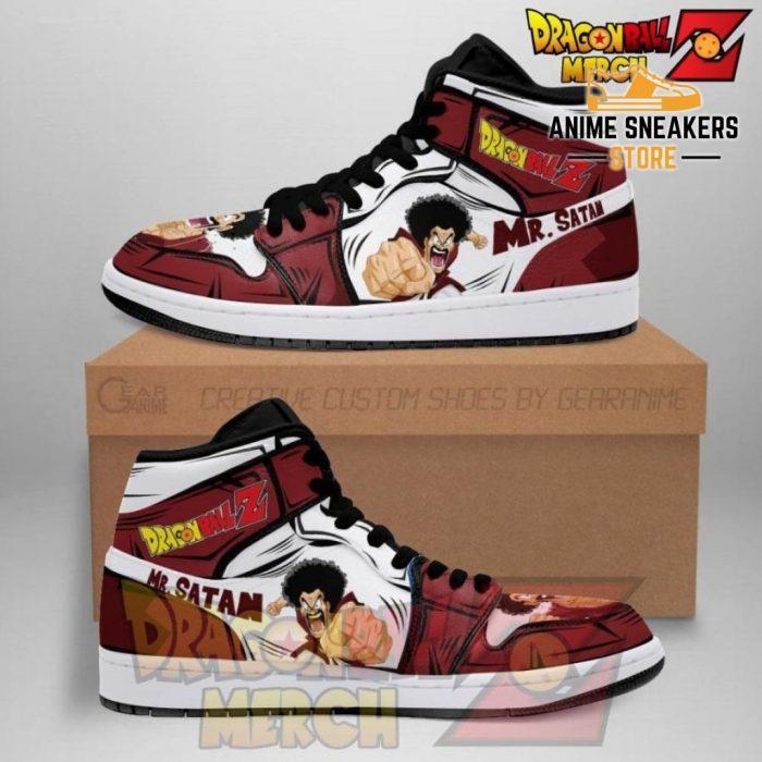 Mr Satan Jordan Sneakers Custom Shoes Men / Us6.5 Jd