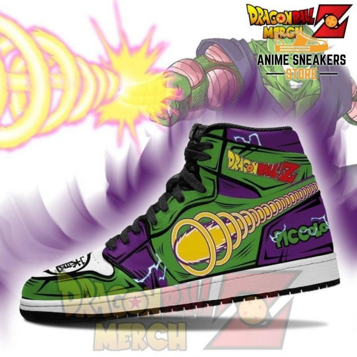 Dragon Ball Z Piccolo Jordan Sneakers No.2 Jd