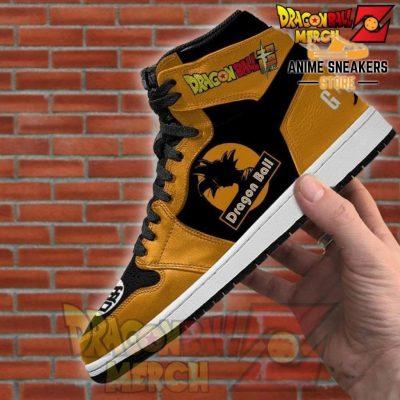 Goku Air Jordan Sneakers Custom Shoes No.5 Jd