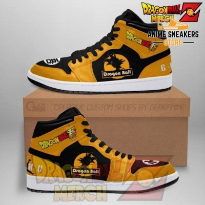 Goku Air Jordan Sneakers Custom Shoes No.5 Men / Us6.5 Jd