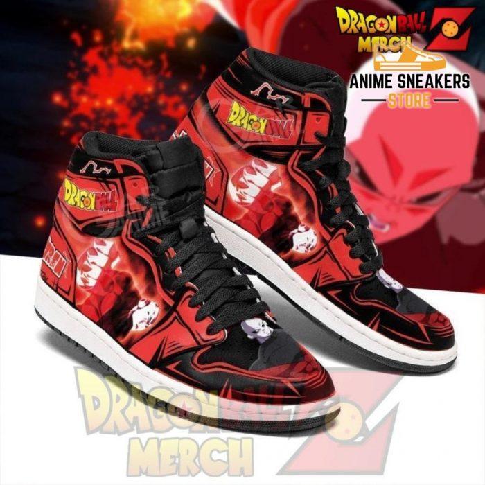 Jiren Jordan Sneakers Custom No.3 Jd