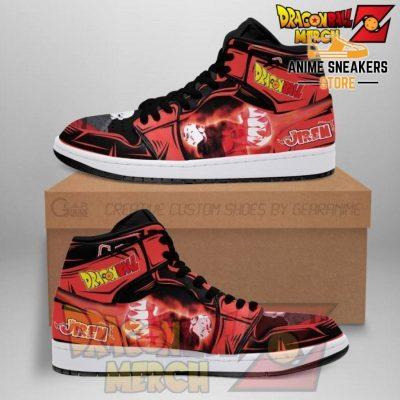Jiren Jordan Sneakers Custom No.3 Men / Us6.5 Jd