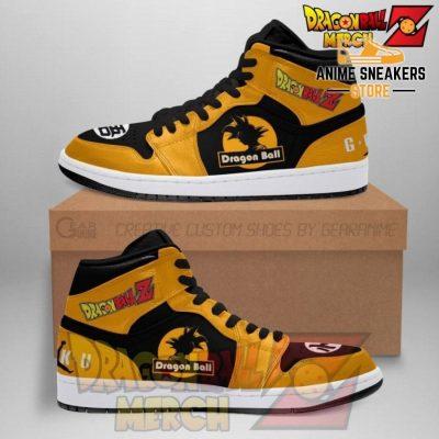 Dragon Ball Z Shoes Custom Son Goku Jordan Sneakers No.6 Men / Us6.5 Jd
